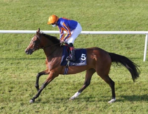 Deep Impact filly takes out G1 French Oaks